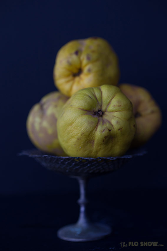 Quince cubes recipe - a wonderful sweet traditional French delight on www.TheFloShow.com