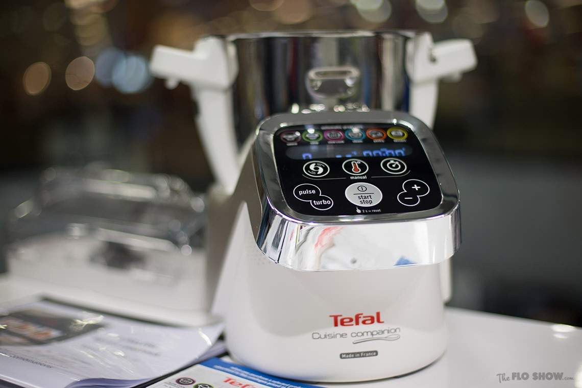 Review tefal cuisine companion for Cuisine companion