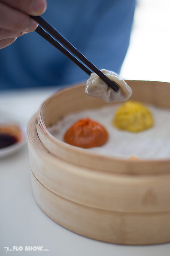 Yummy Din Tai Fung - Restaurant review by The FloShow.com