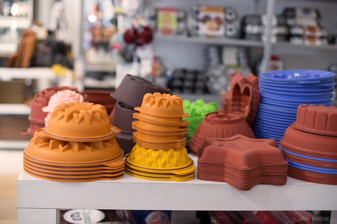 Antwerp Kookhuis - the fancy silicon moulds department on www.TheFloShow.com