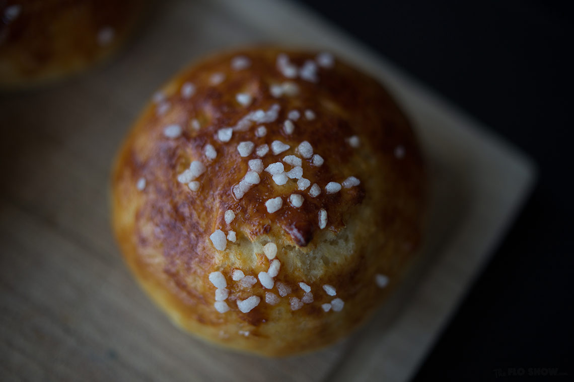 French milk breads - Delicious for breakfast or tea on TheFloShow.com