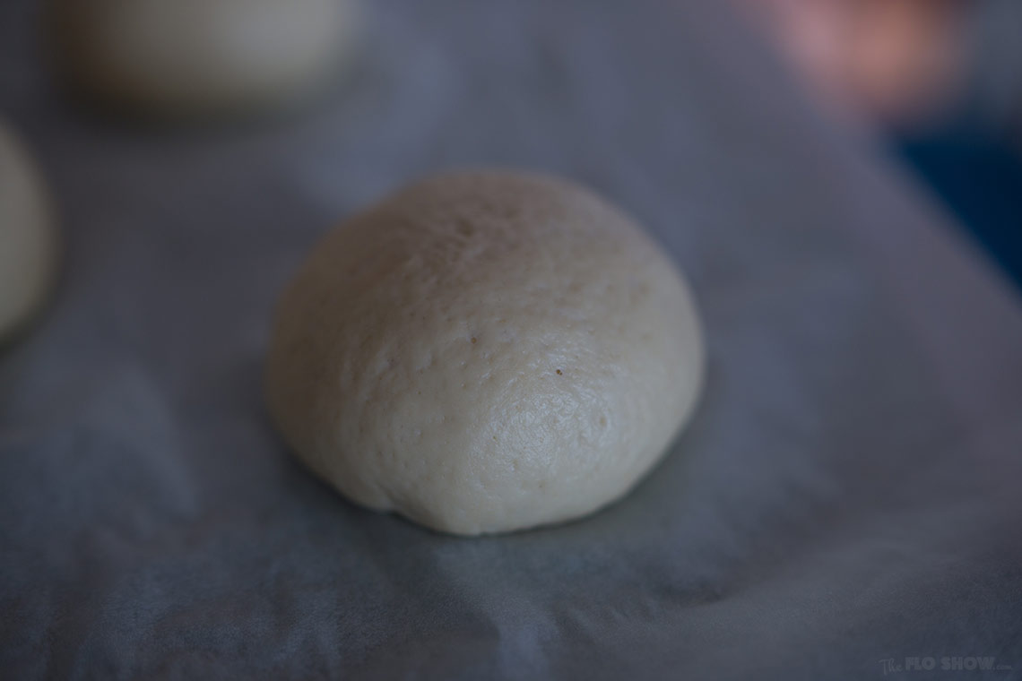 French milk breads - let raise on TheFloShow.com
