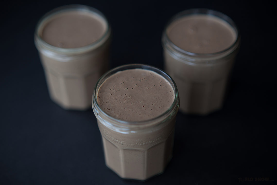 Porto infused liver mousse - liquid at first it becomes a mousse when refrigirated on www.TheFloShow.com