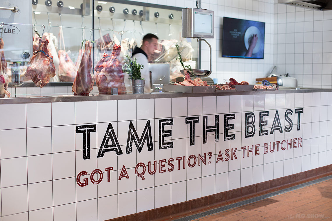 Vic's Meat Market in Sydney - tame the beast - on www.TheFloShow.com