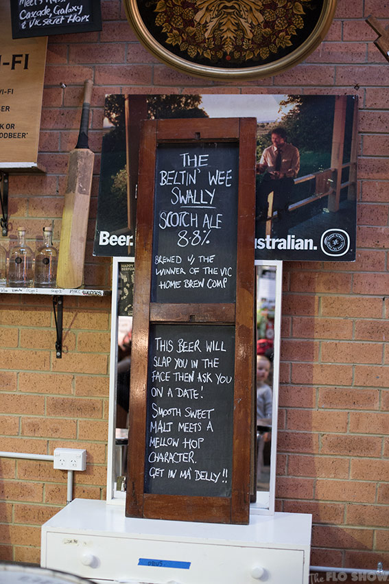 Visit Young Henrys brewery in Newtown - quirky marketing on www.TheFloShow.com