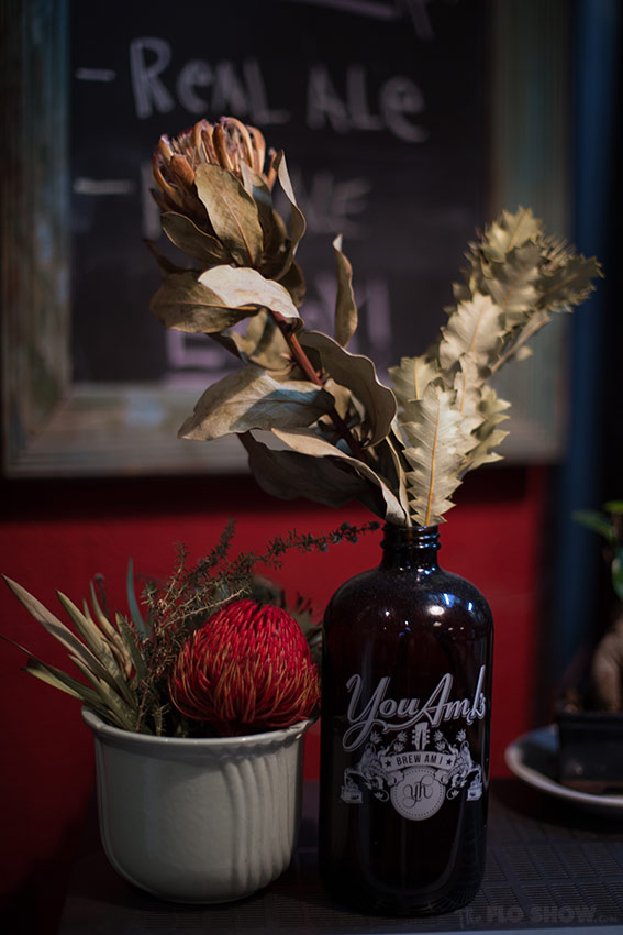 Visit Young Henrys brewery in Newtown - small brewery on www.TheFloShow.com