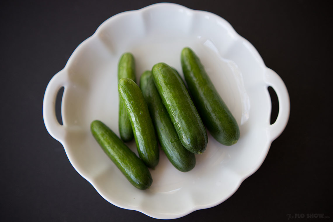 Mixturus - What goes well with cucumbers - ingredients pairing on www.TheFloShow.com