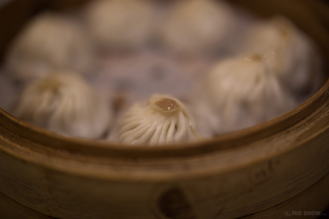Restaurant review - Dainty dumpling house in Miranda - xiao long bao - on www.TheFloShow.com