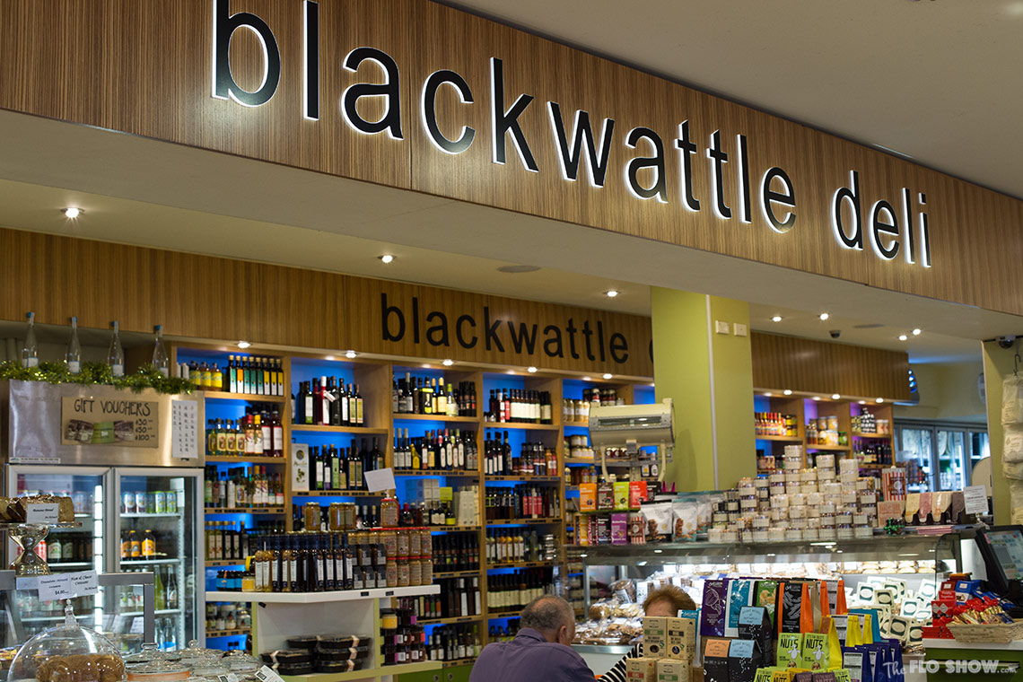 Store review blackwattle deli at the fish markets in for The fish store