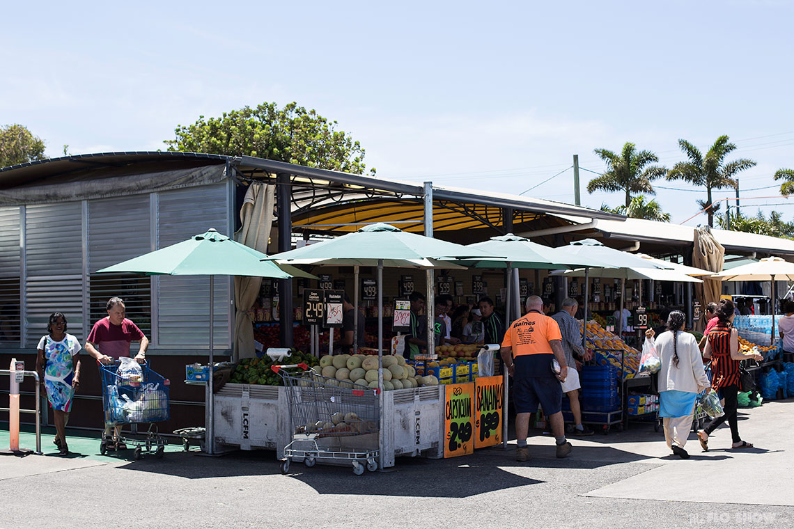 Leisure Coast Fruit Market Wollongong - a market and a deli full of surprises -  on www.TheFloShow.com