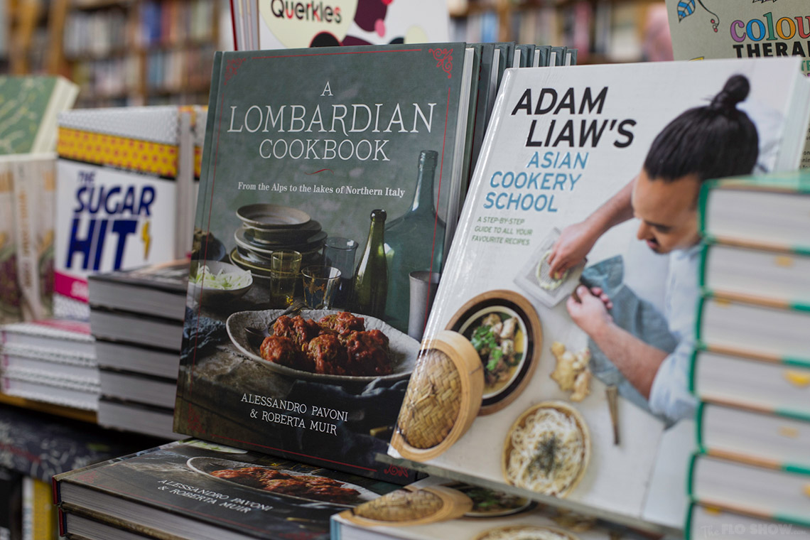 Cookbook review gleebooks a cookbook heaven in glebe the flo gleebooks a fantastic cookbook collection in glebe on thefloshow forumfinder Choice Image