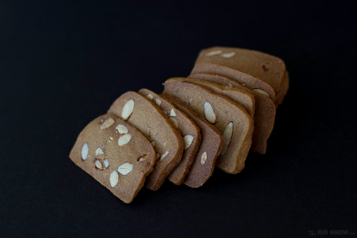 Leopard biscuit recipe - the king of afternoon tea on www.TheFloShow.com