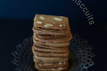 Leopard biscuit recipe - the king of tea dipping on www.TheFloShow.com