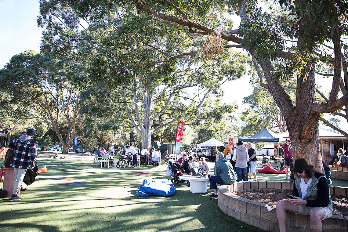 {market review} Ramsgate Foodie Market - A beautiful fresh produce Sydney market on www.TheFloShow.com
