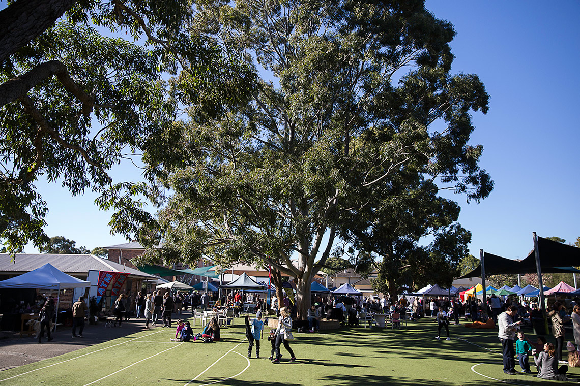 {market review} Ramsgate Foodie Market - One of the top markets in Sydney on www.TheFloShow.com