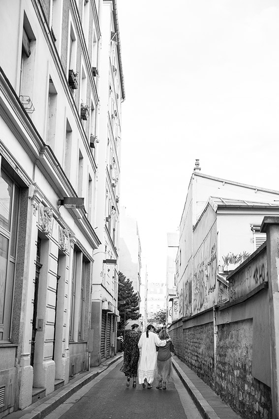 the schools paris excursion with megan morton au passage