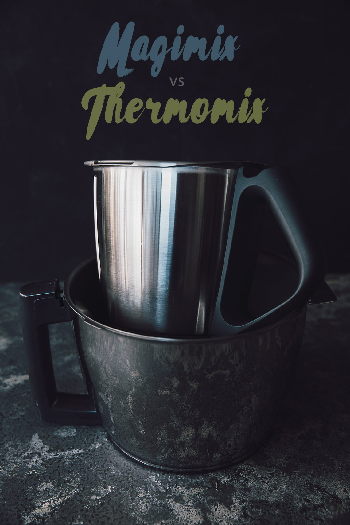 Magimix Cook Expert vs Thermomix - compare - on www.TheFloShow.com