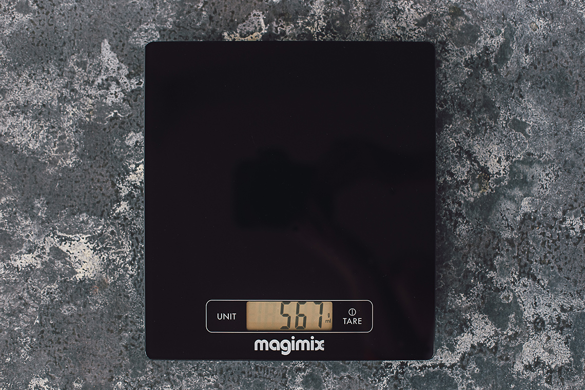 Magimix vs Thermomix - the scales on www.TheFloShow.com