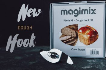 New Dough Hook Magimix Cook Expert article on www.TheFloShow.com