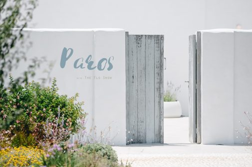 France with the Flo Show - Paros workshop - welcome